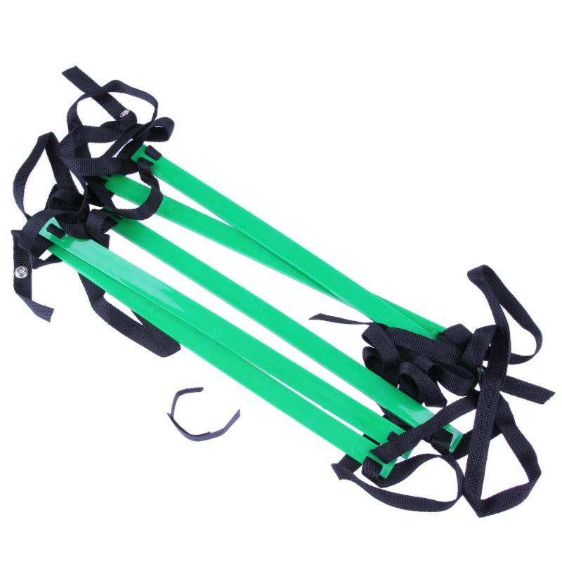 Adjustable 5 Rung Agility Ladder Grovit