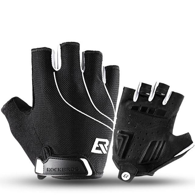 Half Finger Breathable Gloves Grovit