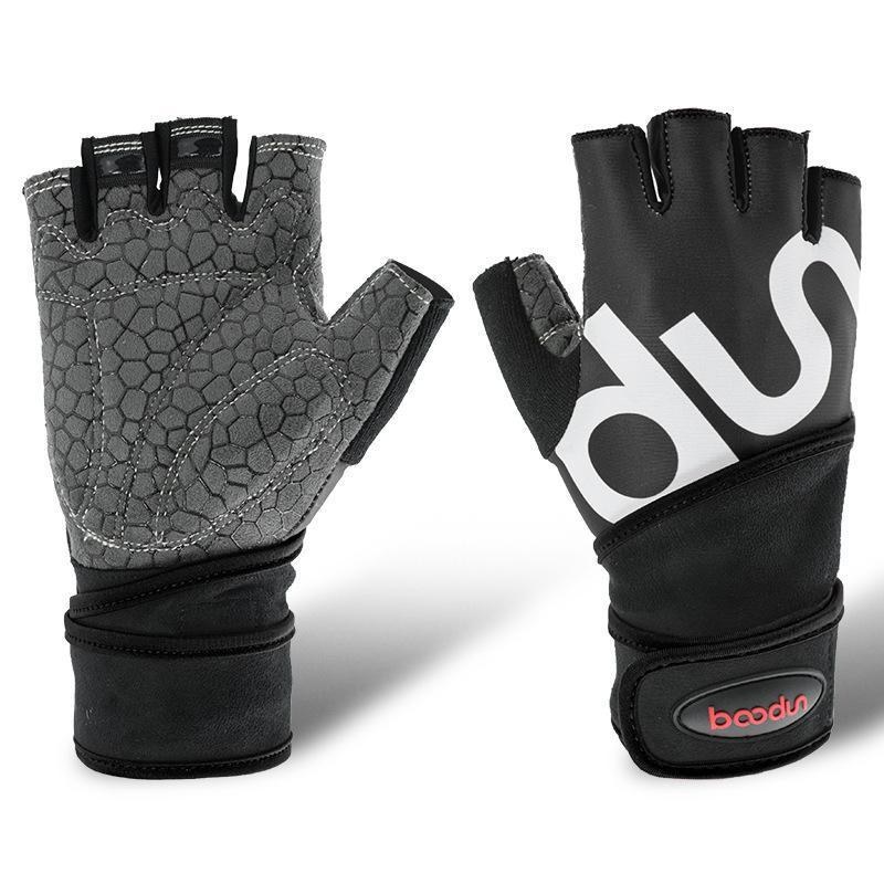 Half Finger Fitness Gloves Grovit