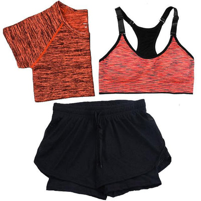 Women's 3 Piece Training Set Grovit