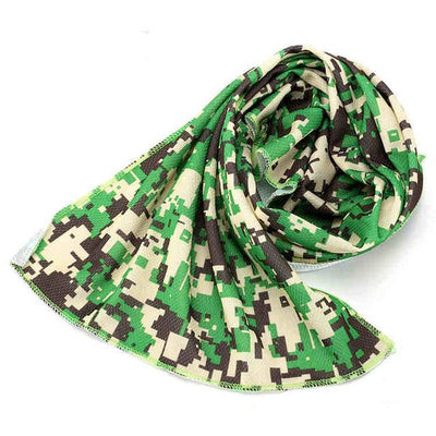Camouflage Cooling Towel Grovit