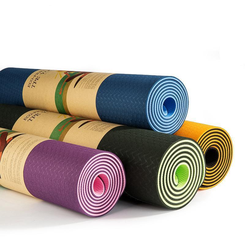 TPE Eco-Friendly Yoga Mat