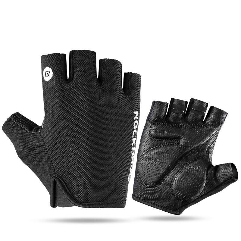 Half Finger Shockproof Sport Gloves Grovit