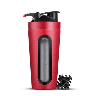 Stainless Steel Protein Shaker 700ML Grovit