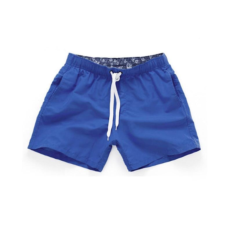 Mens Breathable Fitness Shorts