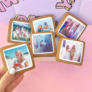 Photo Cookie Gift Box