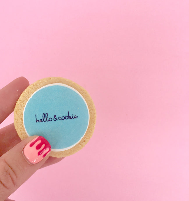 Small Branded Cookies
