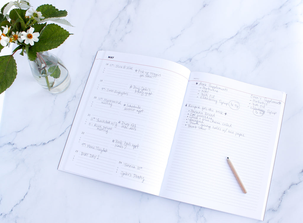 How to Effectively Use Our Zero-Waste Planner