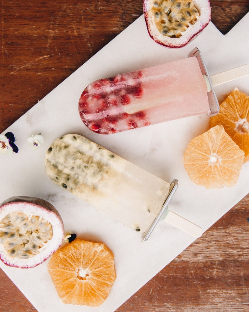 Ice Lolly Recipe: Holding Onto Summer!