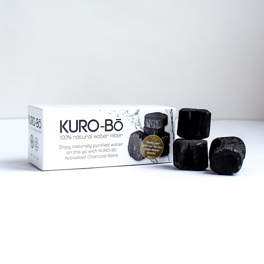 KURO-Bo Water Filter<br> Coins
