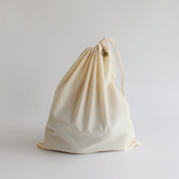 Organic Cloth Bag <br> Medium