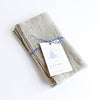 Washed Linen Napkins<br> Set of 2