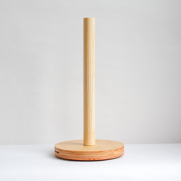 Wooden Towel Holder