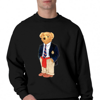 Ralph Lauren Polo Bear Crewneck Sweatshirt