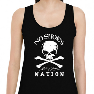 No Shoes Nation Kenny Chesney Womens Tank Top
