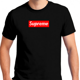 Supreme Box Logo - Mens T-Shirt