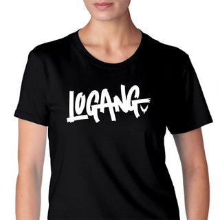 Logang Logan Paul Maverick Womens T-Shirt