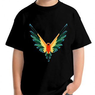 Maverick Bird Color Merch Logan Paul Young T-Shirt