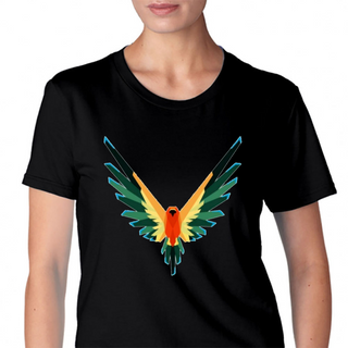 Maverick Bird Color Merch Logan Paul Womens T-Shirt