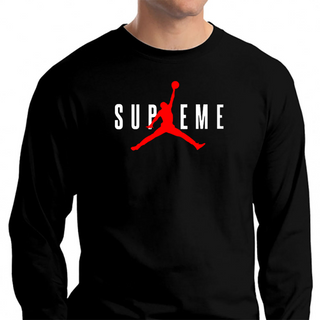Supreme Jordan Long Sleeve T-Shirt