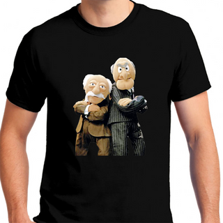 Statler And Waldorf - Mens T-Shirt