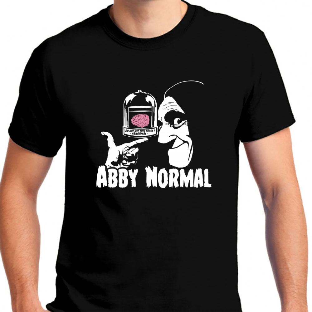 Abby Normal - Mens T-Shirt
