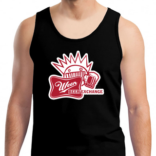 Ween Beer Exchange - Mens Tank Top