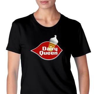 Dairy Queen Womens T-Shirt