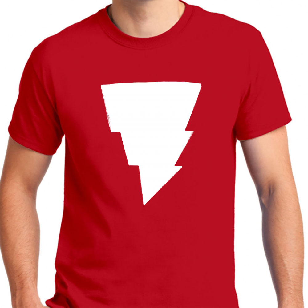 Mage Lightning Bolt - Mens T-Shirt