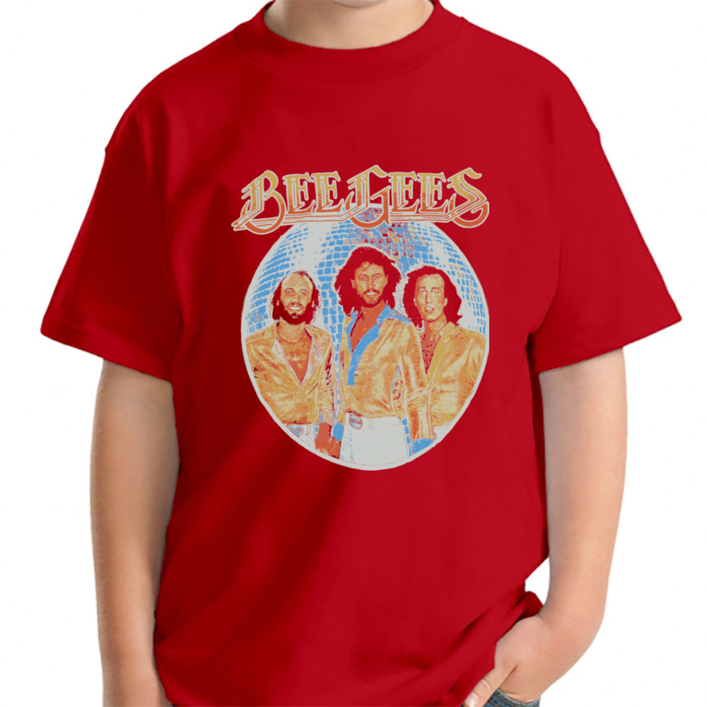 Bee Gees Disco Ball Young T-Shirt