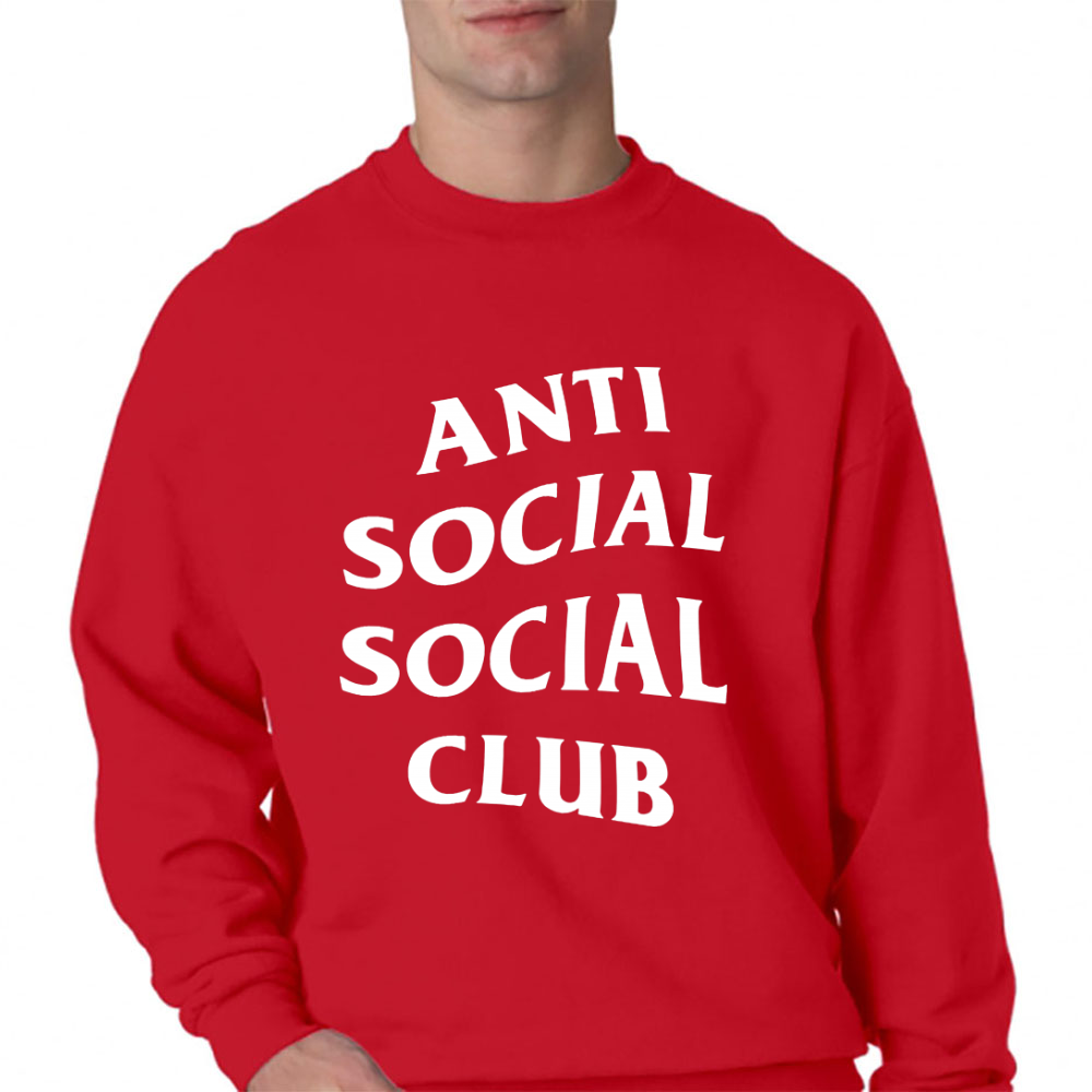 Anti Social Social Club Crewneck Sweatshirt