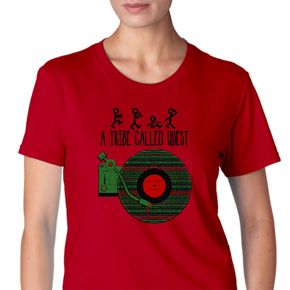 A Tribe Called Quest Womens T-Shirt