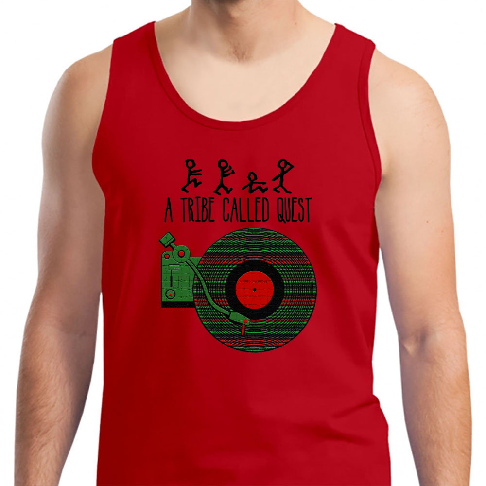 A Tribe Called Quest - Mens Tank Top