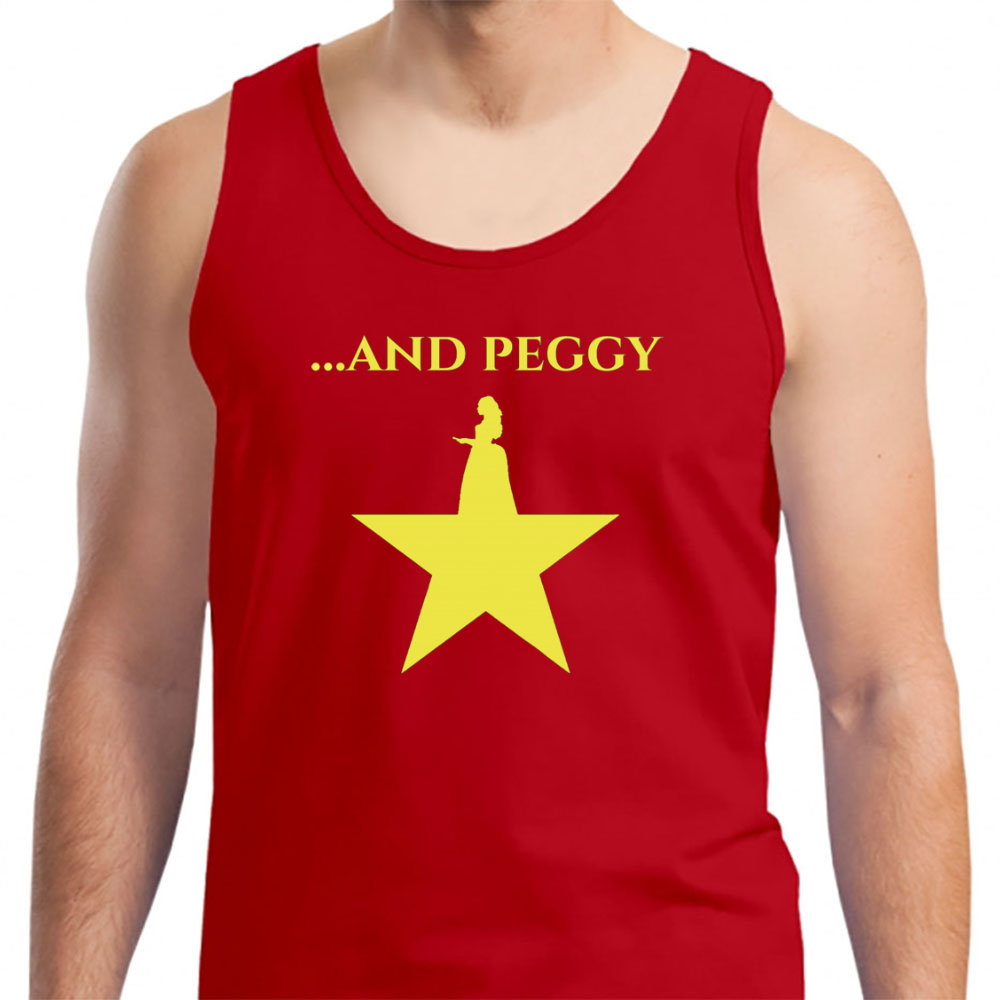 ...and Peggy! - Mens Tank Top