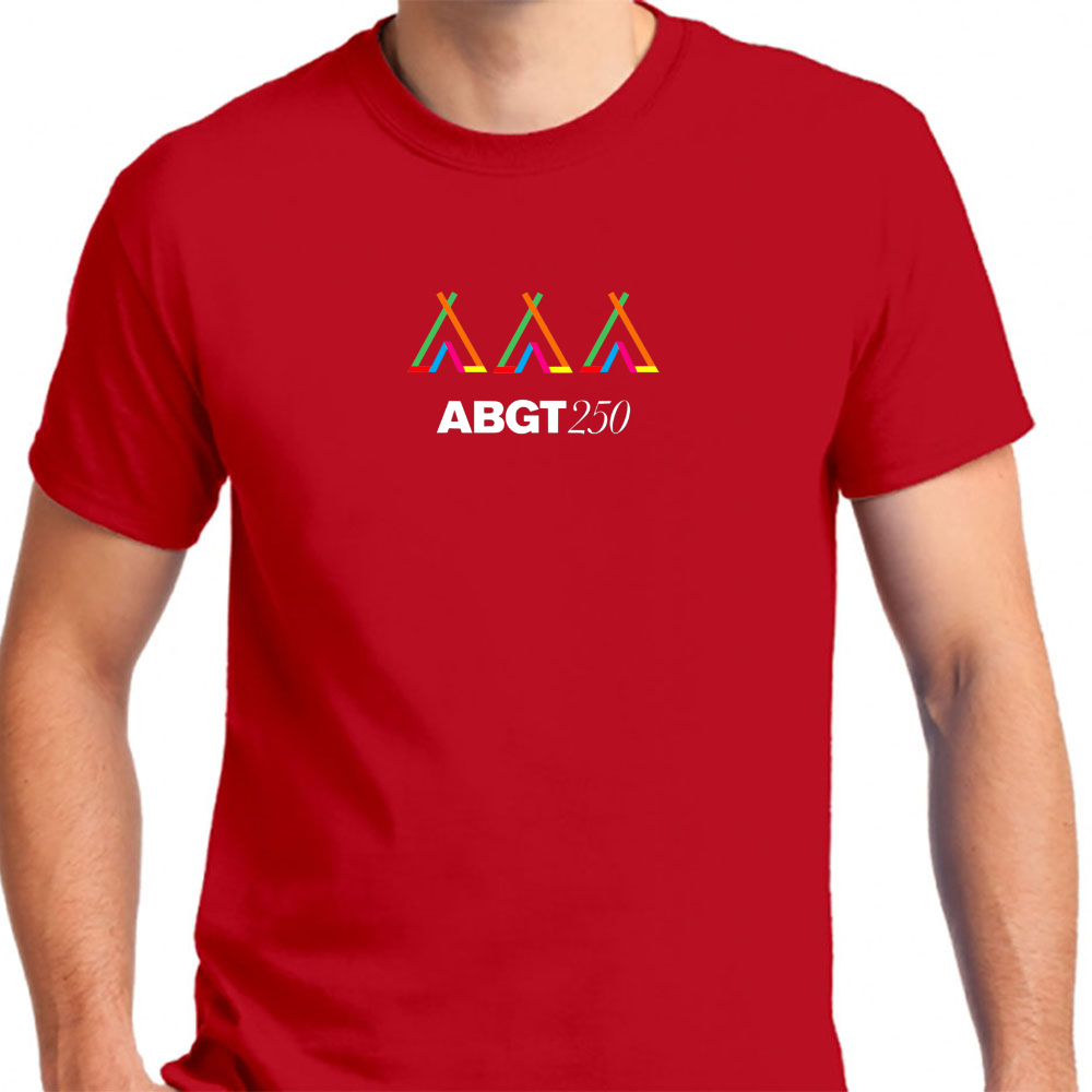 Abgt250 Inspired Teepee - Mens T-Shirt