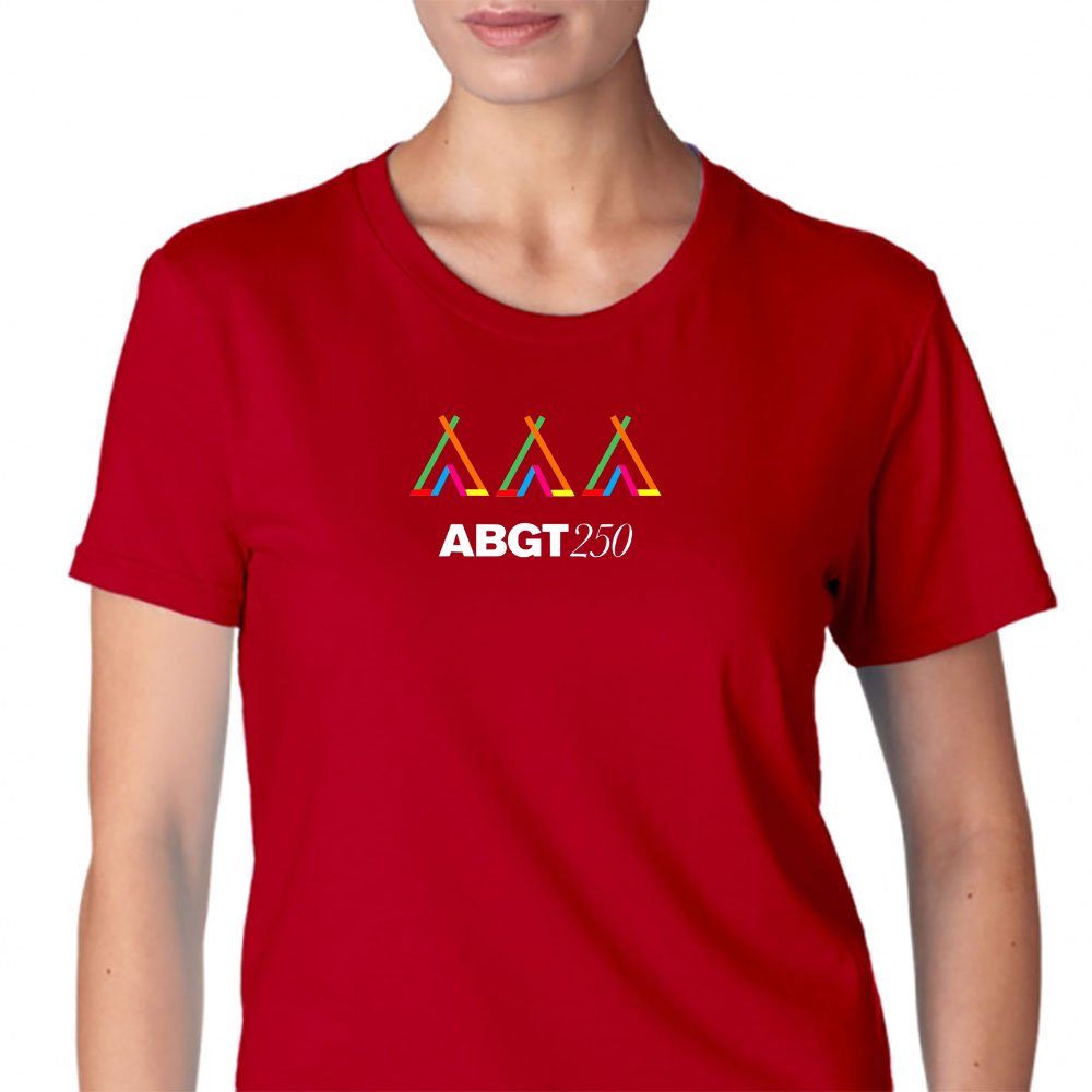 Abgt250 Inspired Teepee Womens T-Shirt