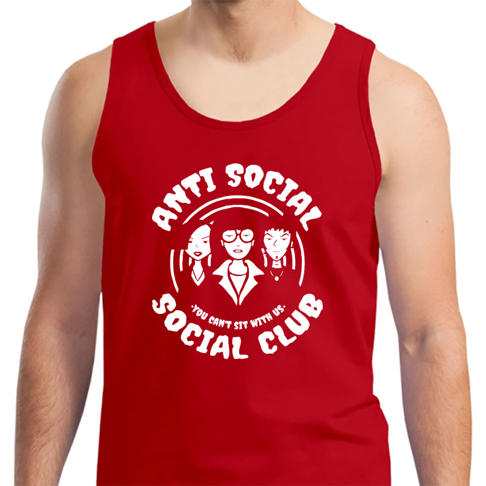 Anti Social Club - Mens Tank Top