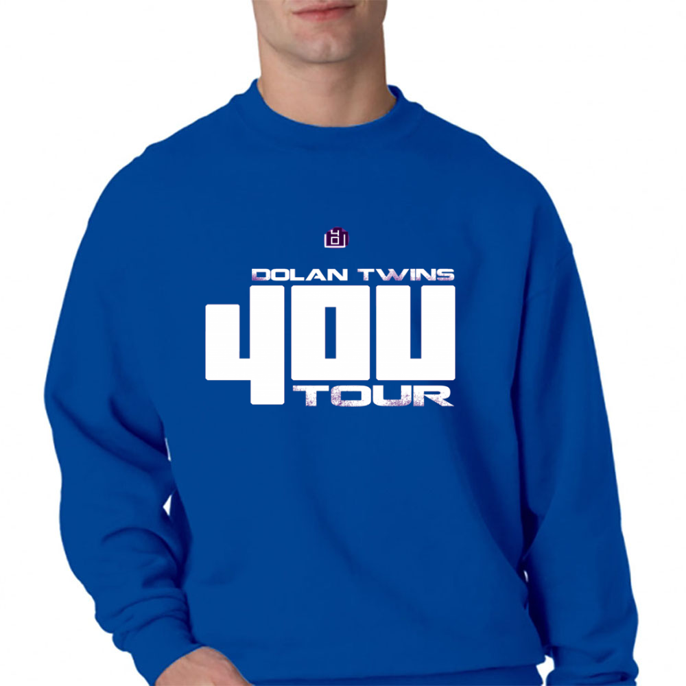 4ou Tour Crewneck Sweatshirt