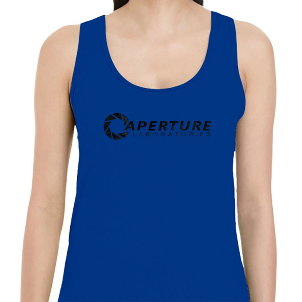 Aperture Laboratories Womens Tank Top