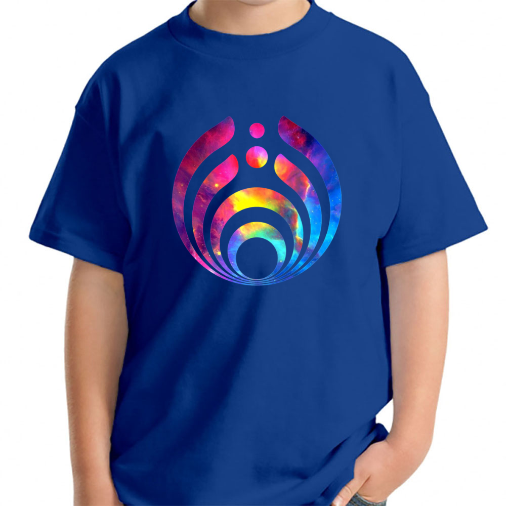 Bassnectar Galaxy Young T-Shirt