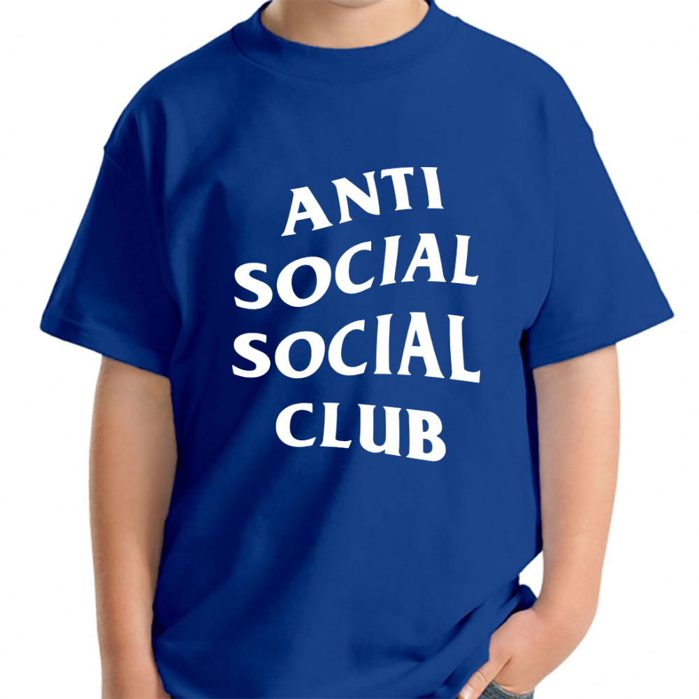 Anti Social Social Club Young T-Shirt