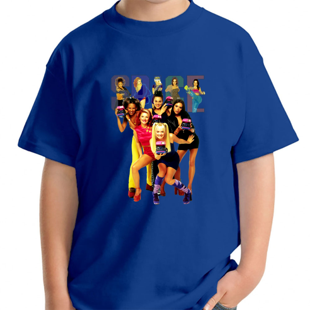 1 - 2 - 3 - 4 - 5 Spice Girls! Young T-Shirt