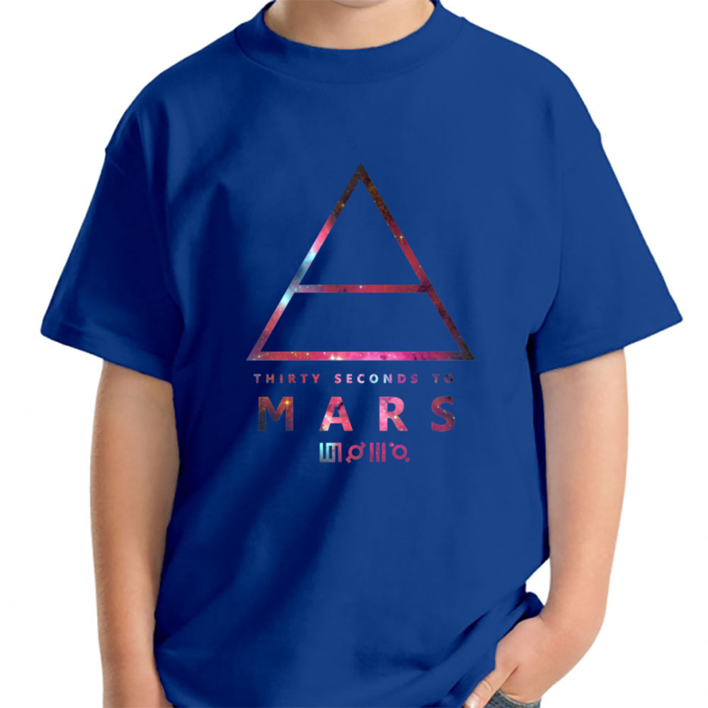 30 Seconds To Mars Universal Young T-Shirt