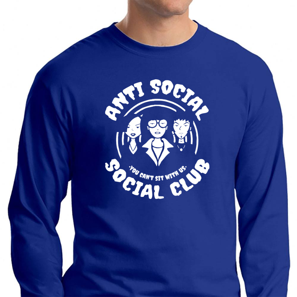 Anti Social Club Long Sleeve T-Shirt