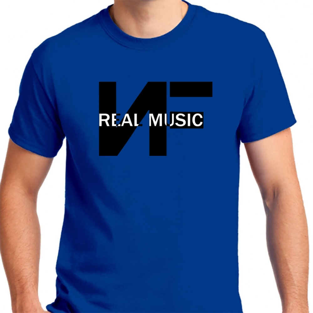 Nf Real Music - Mens T-Shirt