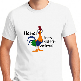 Heihei Is My Spirit Animal - Mens T-Shirt