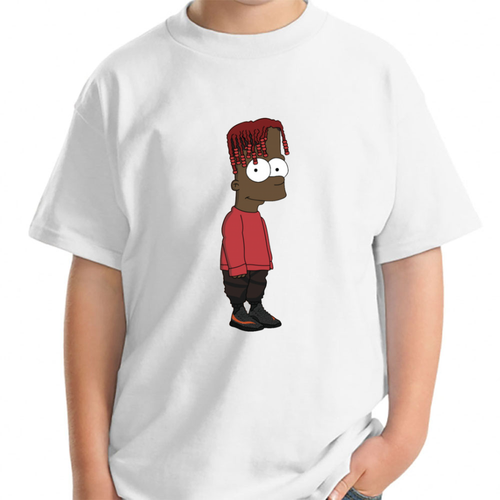 Bart Simpson Lil Yachty Young T-Shirt