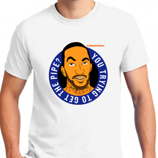 "Jr Smith - ""you Trying To Get The Pipe - Mens T-Shirt"
