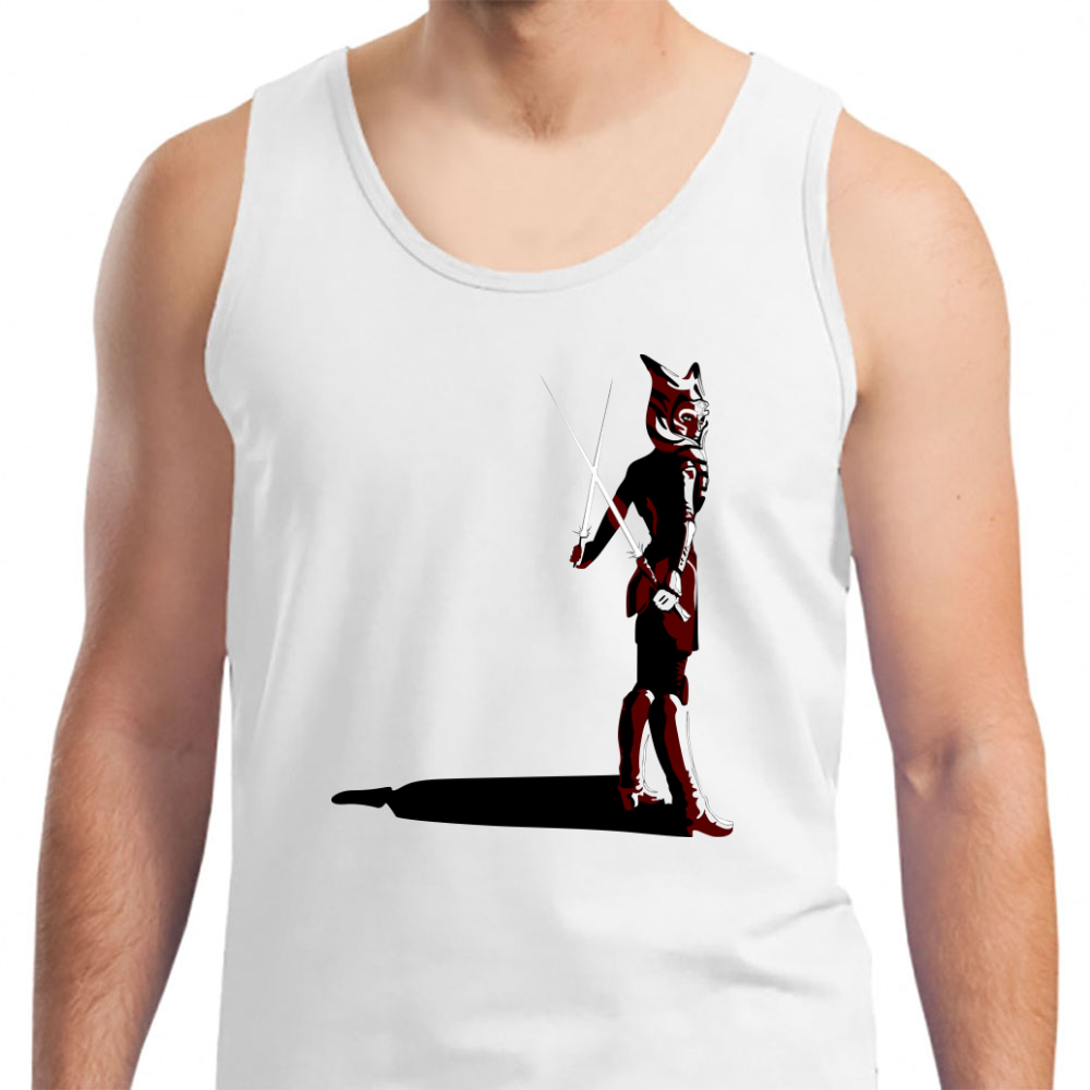 Ahsoka Tano - Mens Tank Top