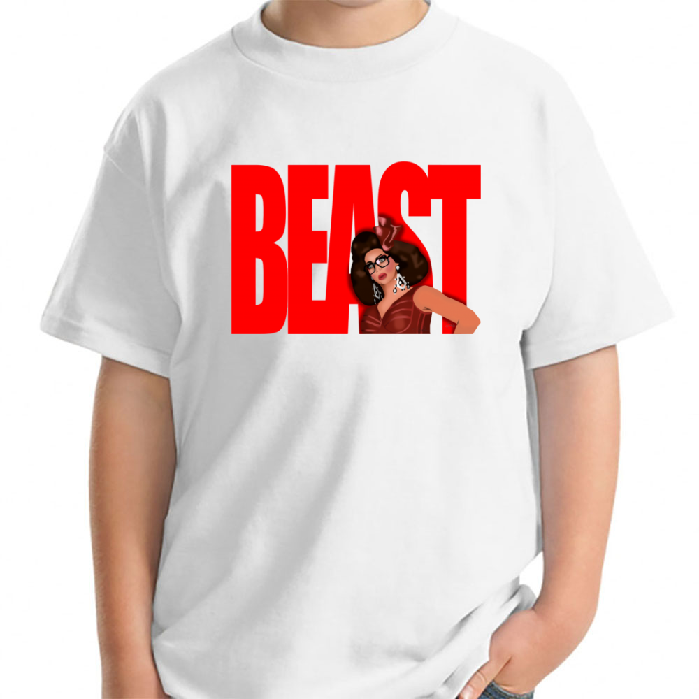 "Alyssa Edwards ""beast"" Young T-Shirt"